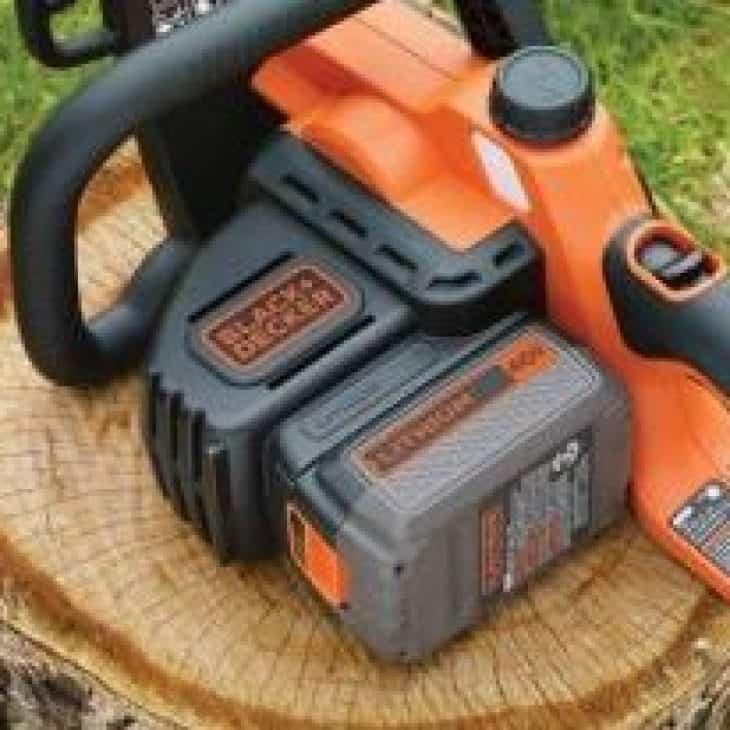 Black & Decker LCS1240 40V battery pack