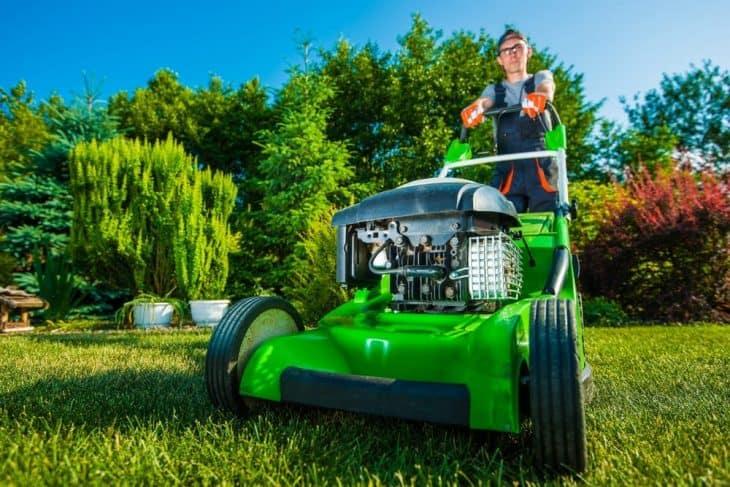 best gas powered lawn mower