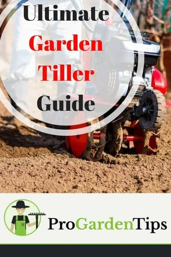 ultimate garden tiller buying guide pinterest