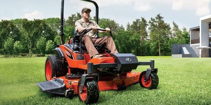 how to choose a residential zero turn mower