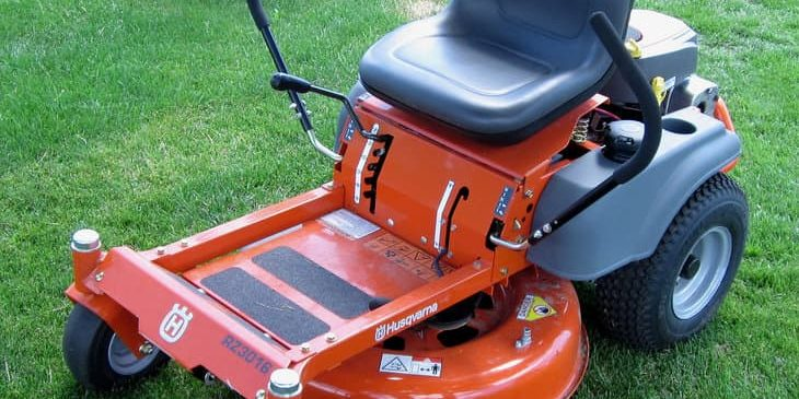 zero turn lawn mower brands