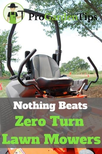 residential zero turn mowers buying guide pinterest