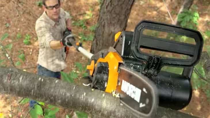safety pole chainsaws