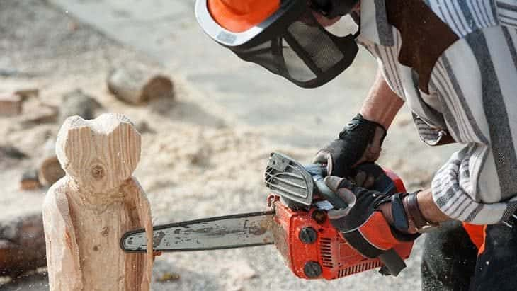 why you should always wear chainsaw safety gloves