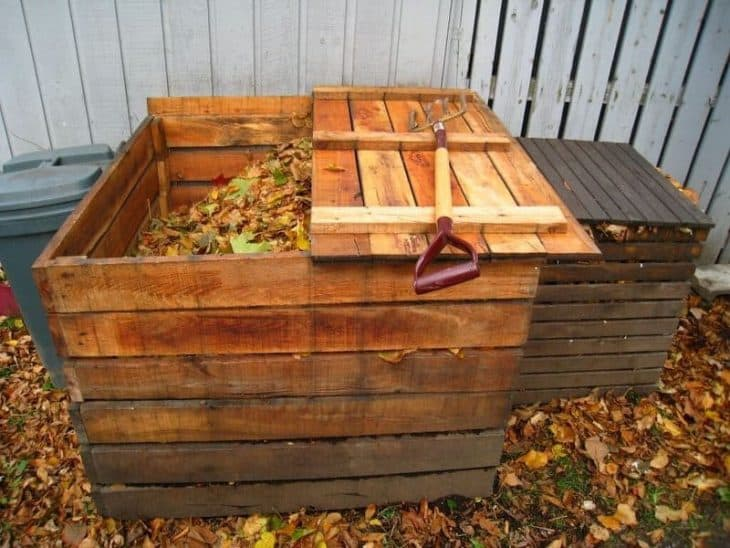 compost your leaves