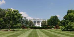lawns white house usa